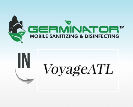 An Image of Jeff Gill and Voyage ATL Logo
