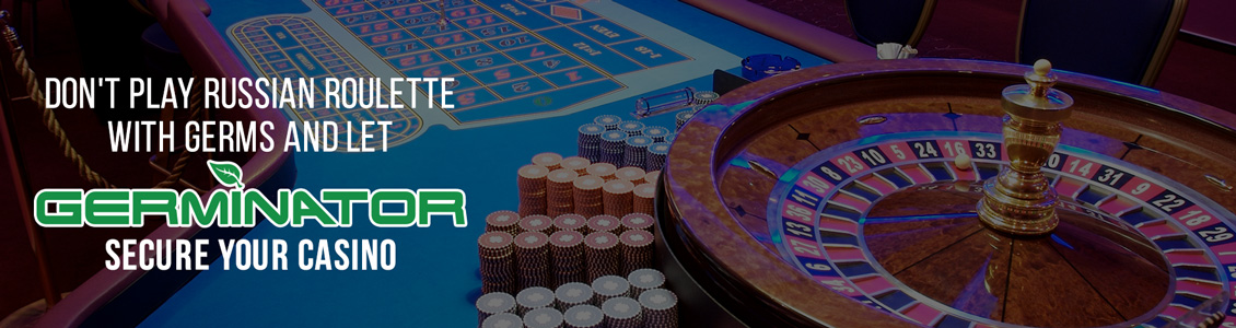 Germinator's Casino Sanitizing and Disinfecting Service Will Help Ensure Peace of Mind