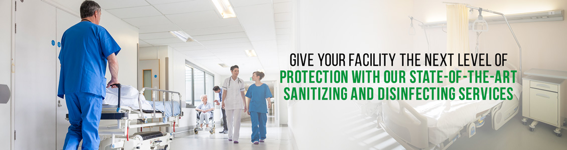 Germinator's Hospital Sanitizing and Disinfecting Service Will Help Ensure Peace of Mind
