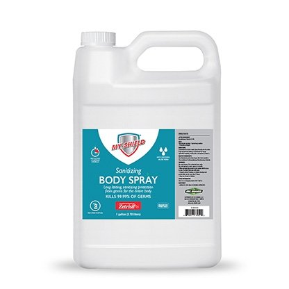 Sanitizing Body Spray 1 gal 1 unit
