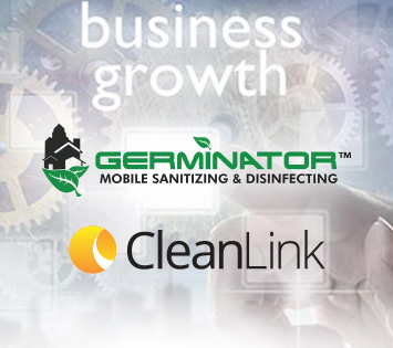 CleanLink Features Germinator Mobile Sanitizing and Disinfecting