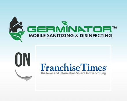 Germinator is Featured in the Franchise Times