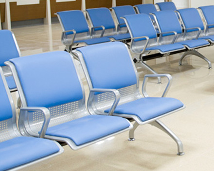 Medical Facility items Should be Sanitized and Disifnected