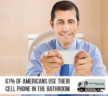 Your Cell Phone is Dirtier Thank You Think