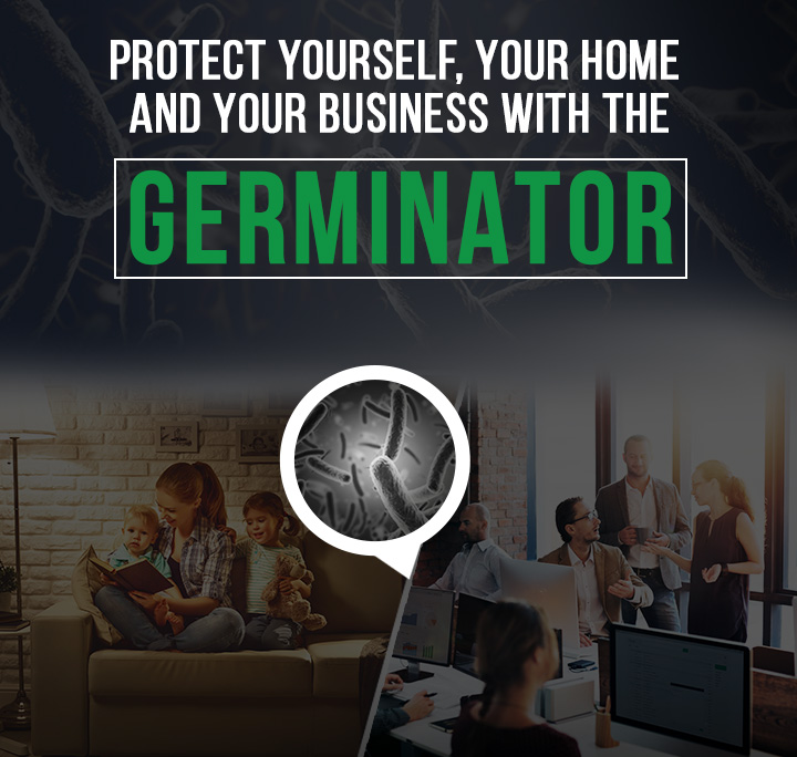 Home And Business In Need Of Germinator S Sanitizing Services