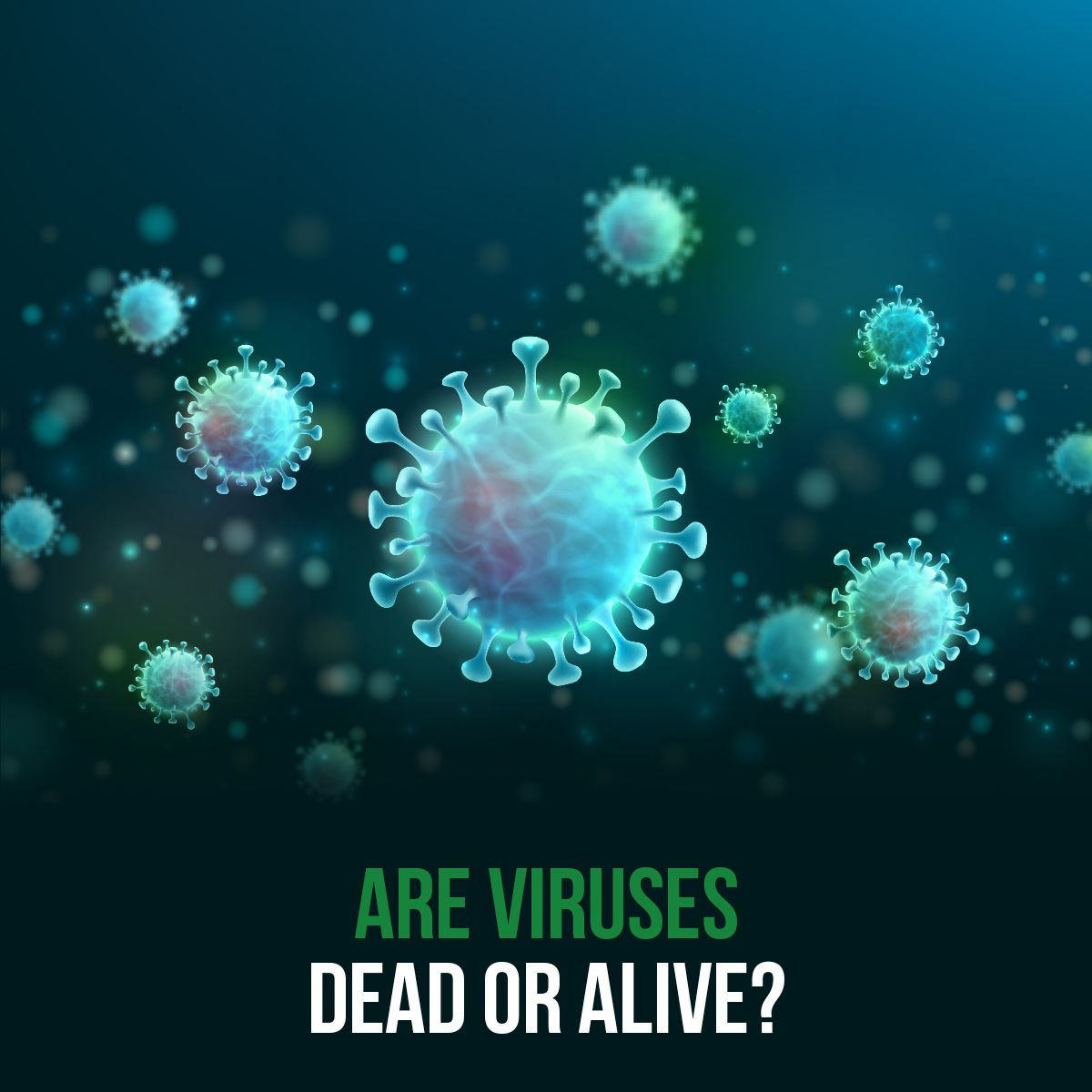 Are Viruses Dead or Alive?