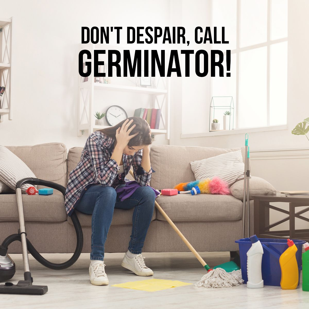 Don't despair, Call Germinator!